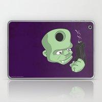 Bullet In The Head Laptop & iPad Skin