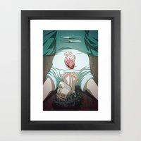 Remarkable Boy (Will Gra… Framed Art Print