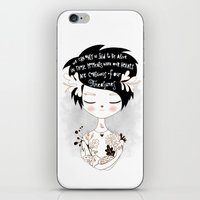 Gracious Gifts iPhone & iPod Skin