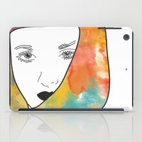 Face I iPad Case