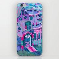 Bertram's House iPhone & iPod Skin