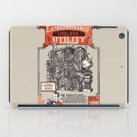 Extraordinarily Useless … iPad Case