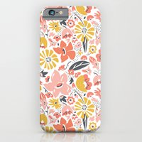 iPhone & iPod Case featuring Betty by Heather Dutton