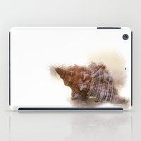 Summer Day At Sea iPad Case
