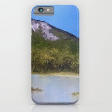 Mountain Lake I iPhone 6 Slim Case