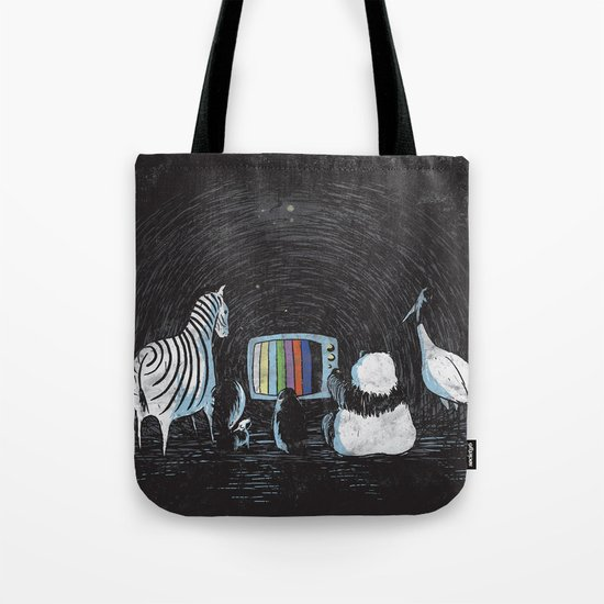 Now in Technicolour... Tote Bag