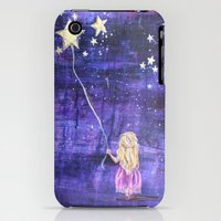 iPhone 3Gs & iPhone 3G Cases featuring Make a Wish by kirayoung