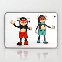 Goodbye Matatoon Town Laptop & iPad Skin
