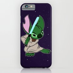 Yoda Stitch Slim Case iPhone 6s