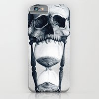 Demise of Time iPhone 6 Slim Case