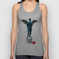 the complex of righter of wrongs Unisex Tank Top