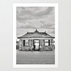 open house Art Print