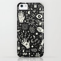 iPhone 5c Cases featuring Witchcraft by LordofMasks