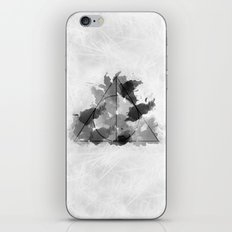 The Gifts Black And Whit… iPhone & iPod Skin