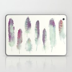 Feathers // Birds Of Pre… Laptop & iPad Skin