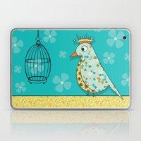 Tweedle De De Laptop & iPad Skin