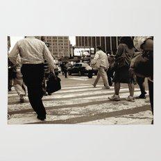 New York City _Rush hour Rug