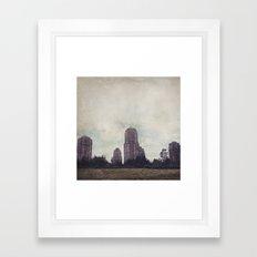 Urbania Six Framed Art Print