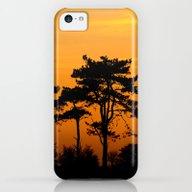 Sunset Trees iPhone 5c Slim Case
