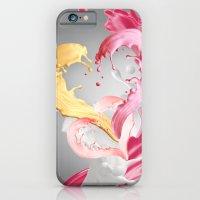 iPhone & iPod Case featuring CUORE E COLORI by Ylenia Pizzetti