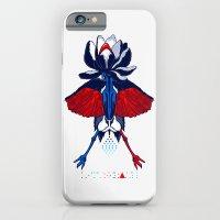 iPhone & iPod Case featuring LOTUSCRANE by kzeng Jiang