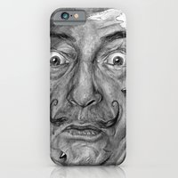 iPhone & iPod Case featuring Dalí by RamonN90