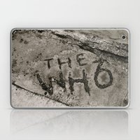 The Who Laptop & iPad Skin