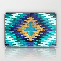 Inverted Navajo Suns Laptop & iPad Skin