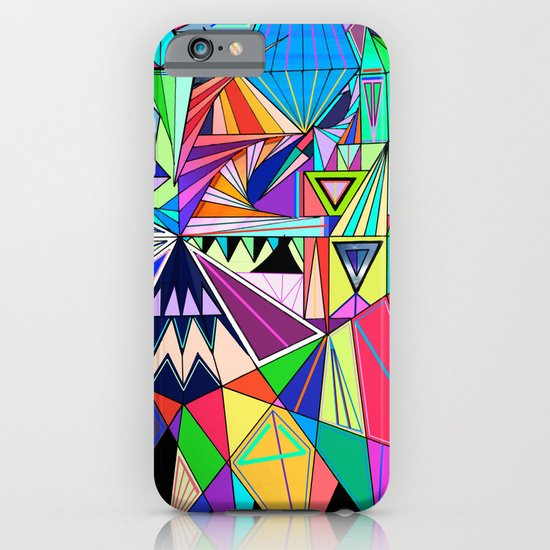 The Earth Without Art iPhone & iPod Case