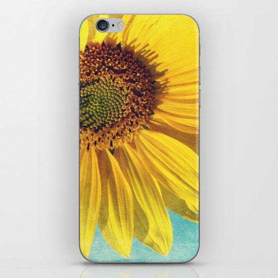 pure sunshine iPhone & iPod Skin