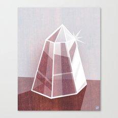 Little Quartz Canvas Print