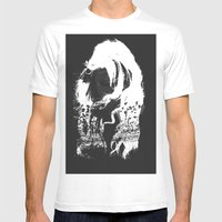 Time Baby III Mens Fitted Tee White SMALL