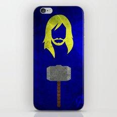 Thor: Avengers Movie Variant iPhone & iPod Skin
