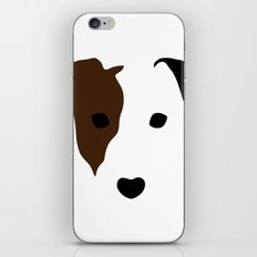 Russell Terrier iPhone & iPod Skin