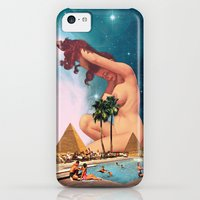 iPhone 5c Cases featuring The Sphinx by Eugenia Loli
