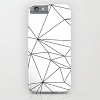 iPhone & iPod Case featuring Circle by aertstoon