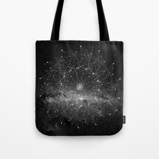 STARGAZING IS LIKE TIME … Tote Bag