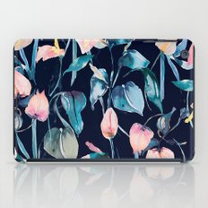 Night Lilies iPad Case