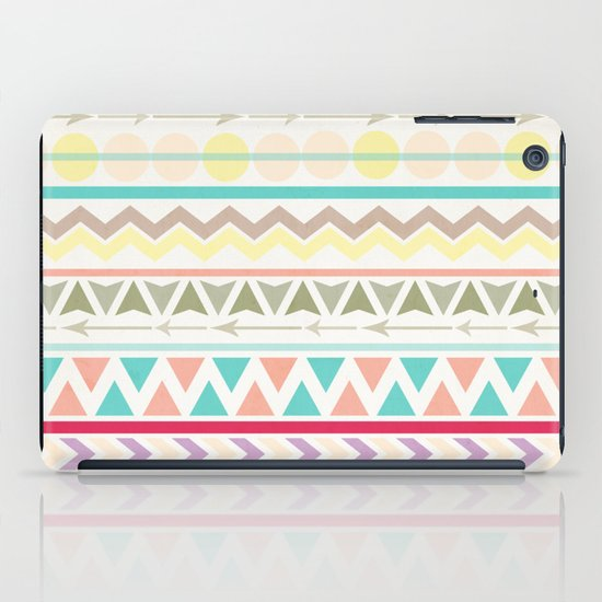 Afternoon Pool Party iPad Case