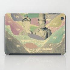 love will keep us strong iPad Case