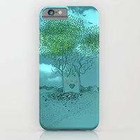 iPhone & iPod Case featuring flight by berg with ice
