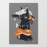 Hylactor Canvas Print