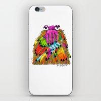 Imaginary Friend Monster iPhone & iPod Skin