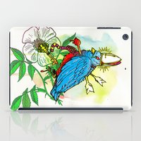 Bad Bad Birdy iPad Case