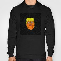 All Trump Knows is on the Internet Hoody