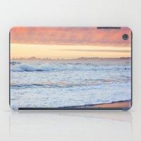 Clouds at Sunset Before the Storm, Santa Cruz iPad Case