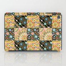 Crazy Crazy Patchwork iPad Case