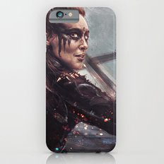 Warrior Lexa iPhone 6 Slim Case