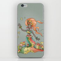 Lady From Rio iPhone & iPod Skin