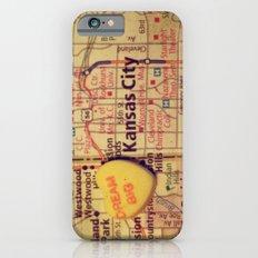 Dream Big Kansas City iPhone 6 Slim Case